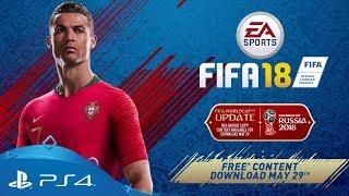 FIFA 18 | FIFA World Cup Trailer | PS4