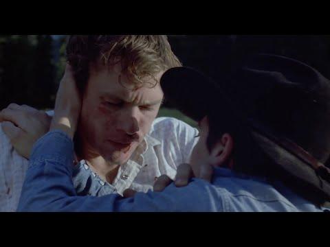 Brokeback Mountain (2005) 'Jack and Ennis Brawl' Movie Clip