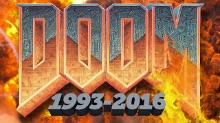 The History of DOOM (1993 - 2016) with Grant Hinds