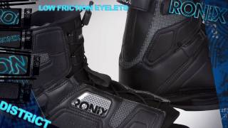 Ronix District Wakeboard Binding 2011