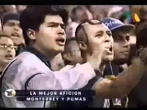 La Rebel,La Numero Uno de México. - La Rebel - Pumas