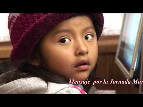 VIDEO: Mensaje I Jornada Mundial por los Pobres, Mons. Eugenio Coter