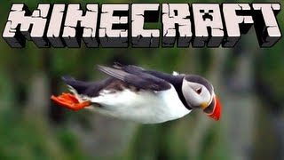 Minecraft - Puffin and a Few Updates