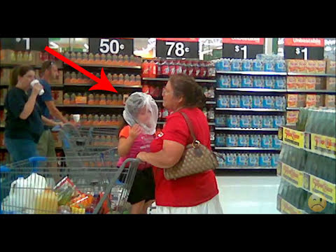 INAPPROPRIATE People At Walmart EPIC FAILS! 2017/2018