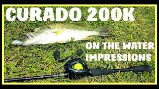 Video 2018 SHIMANO CURADO 200K: BRIEF ON THE WATER IMPRESSIONS MP3, 3GP, MP4, WEBM, AVI, FLV Mei 2019