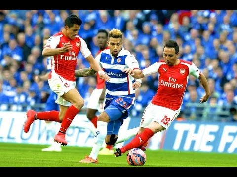 Arsenal - Reading 2-0 - All Goals & Highlights | EFL Cup 25/10/2016
