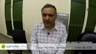 Oscar Muntes, ATE