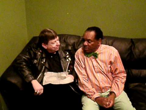 Rev. Robert Ashley Beagle with John Witherspoon