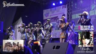 ENKA GIRLS - FAITH (Live Stage)