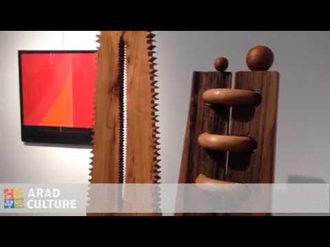 Omagiu - Ovidiu Maitec @ Muzeul de Artă Arad - sala Ovidiu Maitec