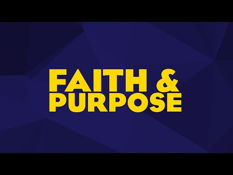Majid Michel Speaks On FAITH & PURPOSE At RockHill Church with Dr. Sonnie Badu