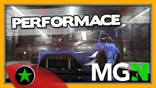 THE CREW - FORD FOCUS PERFORMACE E DIRT - MGN BRASIL