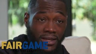 Video Deontay Wilder explains why an Anthony Joshua fight hasn't happened   FAIR GAME WITH KRISTINE LEAHY MP3, 3GP, MP4, WEBM, AVI, FLV Desember 2018
