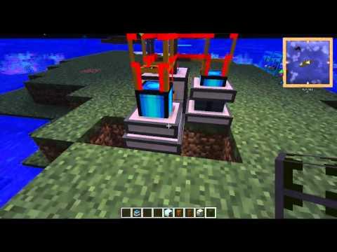 Как сделать бесконечную нефть в minecraft