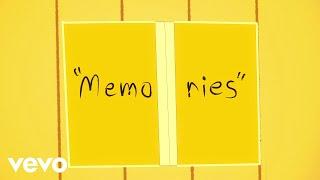 Maroon 5 - Memories (Lyric Video)
