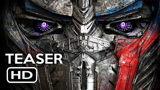 Transformers 5: The Last Knight Production Teaser Trailer (2017) Action Movie HD by Zero Media