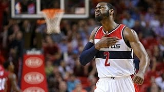 John Wall's Top 10 Plays of 2014