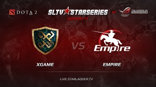 xGame.kz vs Empire, game 1