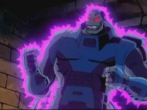 X-Men Animated Apocalypse is the only Apocalypse
