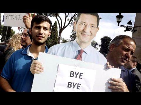 ignazio marino sindaco di roma si è dimesso!