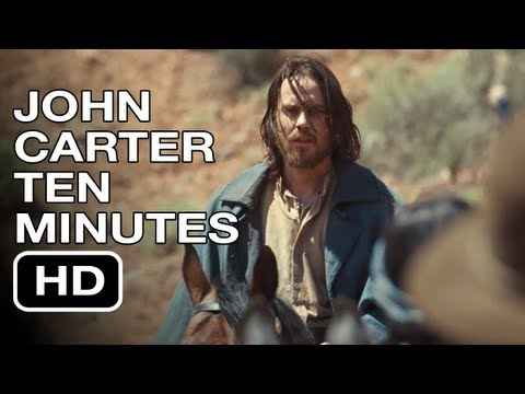 John Carter - Exclusive Ten Minute Scene (2012) HD