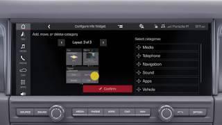 Porsche Communication Management (PCM) System