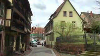 Ladenburg Germany  City new picture : Romantisches Ladenburg / Romantic town in good old Germany