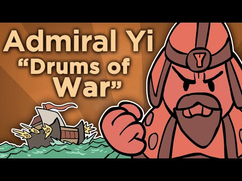 ♫ Admiral Yi: Drums Of War - Sean And Dean Kiner - Extra History