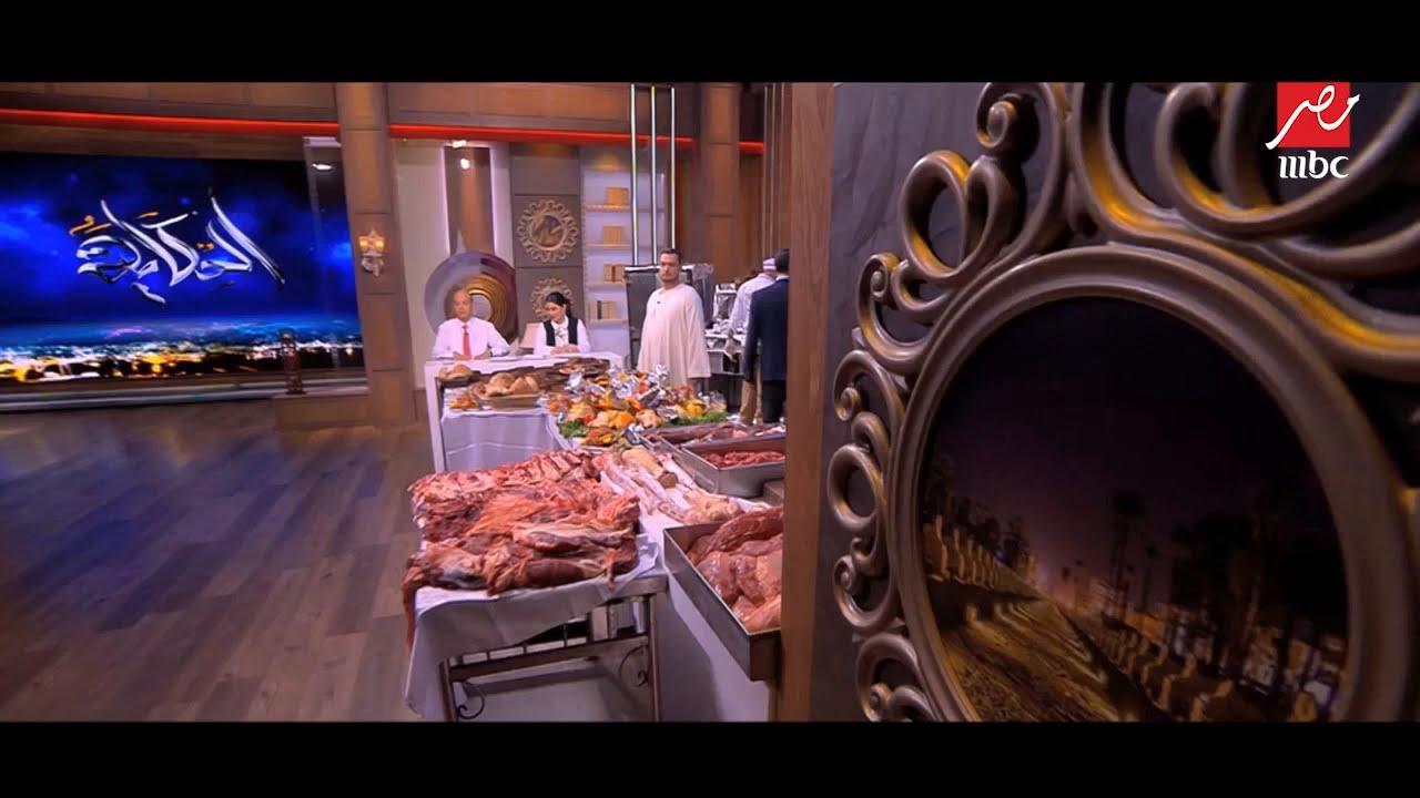 آيتن عامر في حلقة الجمعة من الحكاية على MBC مصر مع عمرو أديب