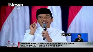 Video Prabowo Janji Naikkan Tax Ratio 16 Persen, Jokowi: Akan Syok Ekonomi - Pemilu Rakyat 13/04 MP3, 3GP, MP4, WEBM, AVI, FLV April 2019