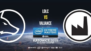 LDLC vs Valiance - IEM Katowice EU Minor QA - map2 - de_nuke [TheCraggy]