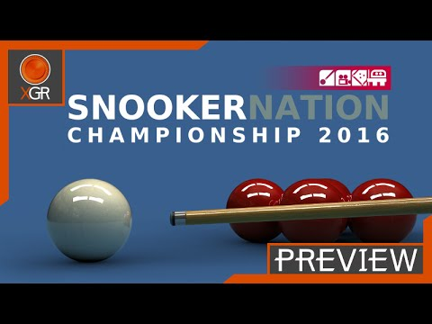 Preview - Snooker Nation - Xbox One Multiplayer Gameplay