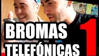 Bromas Telefónicas 1