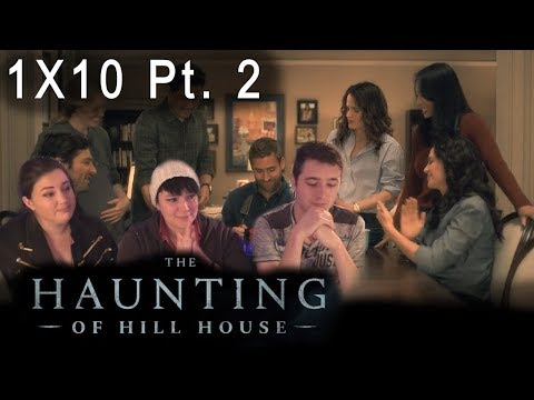 The Haunting of Hill House 1X10 SILENCE LAY STEADILY reaction PT. 2