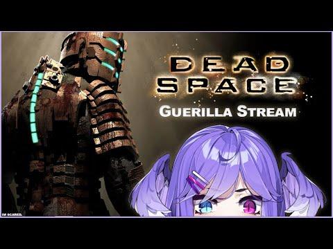【DEAD SPACE】Wait this is a scary game???【NIJISANJI EN   Selen Tatsuki】