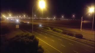 BMW F80 M3 uderza w barierki przy ponad 200 km/h. Gość traci obie nogi w wypadku