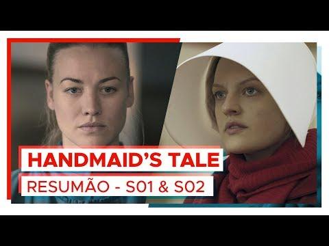 THE HANDMAID'S TALE | Resumão 1ª e 2ª temporada!