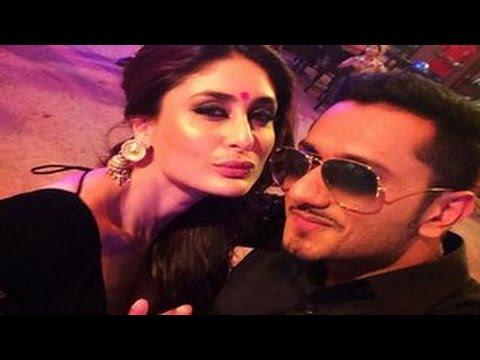 Kareena Kapoor talks on Yo Yo Honey Singh NEW SONG in Singham Returns