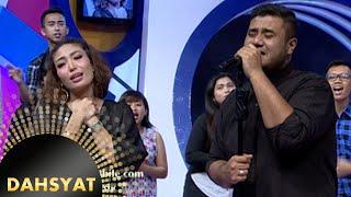 Mike Mohede nyanyi 'Sahabat Jadi Cinta' buat Ayu Dewi terpesona [Dahsyat] [20 Nov 2015]