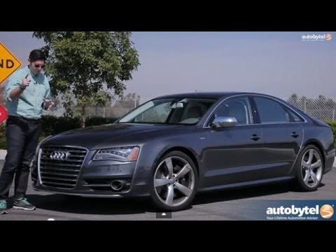 2014 Audi S8 Test Drive Video Review