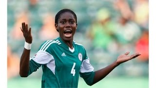 2016AWCON: Oshoala misses a penalty in falcons'