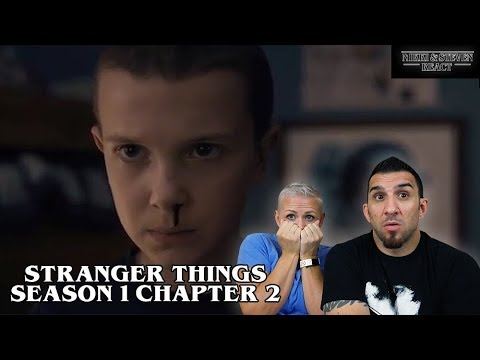 Stranger Things 'Chapter Two: The Weirdo on Maple Street' REACTION!