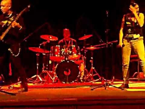 Masterslaves , concierto en el tetro Francisco Rabal Pinto