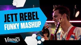 Download Lagu JETT REBEL – THE GREATEST FUNK MASHUP OF THE CENTURY // Live bij Giel Mp3