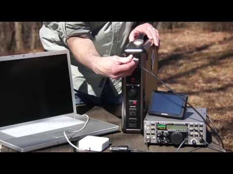 OTG15W Portable & Rechargeable Emergency/Survival Solar Power Generator