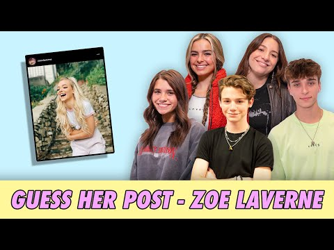 Guess Her Post - Zoe Laverne