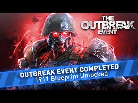 How To UNLOCK The Secret Zombie Easter Egg in Warzone | 2 FREE Blueprints (Outbreak Challenge Event)