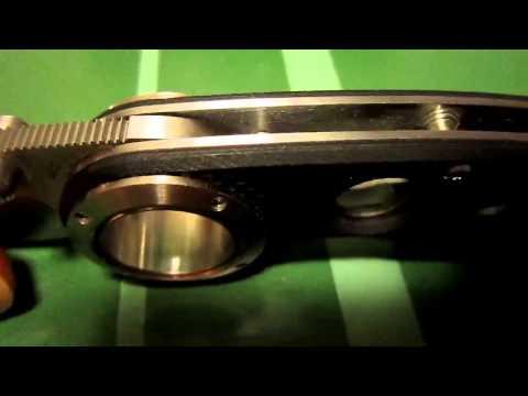 Відеоогляд ножа Ganzo G708