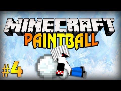 [Minecraft] PaintBall #4