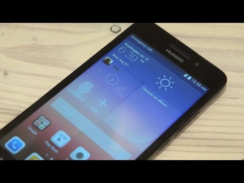 Huawei Ascend G620S gives low-cost HD (hands-on)